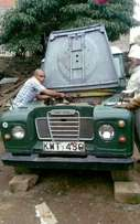 Land Rover 109 Long Chassis for sale