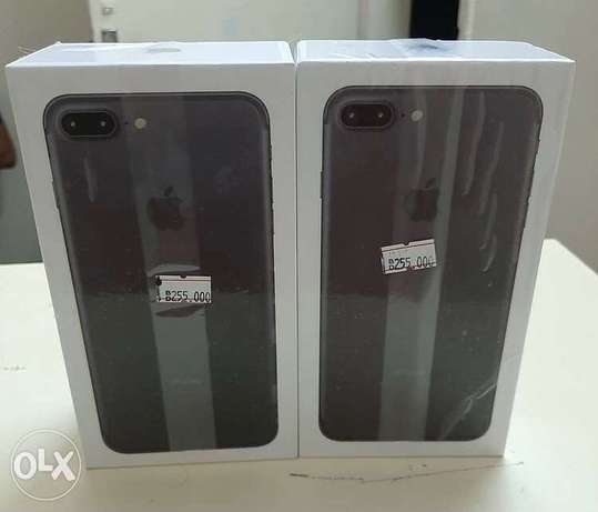 iPhone 7 Plus brand new 128gb with 1 year warranty