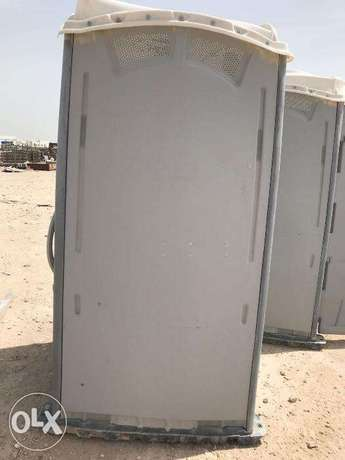 Used portable toilets for sale لوسيل -  2