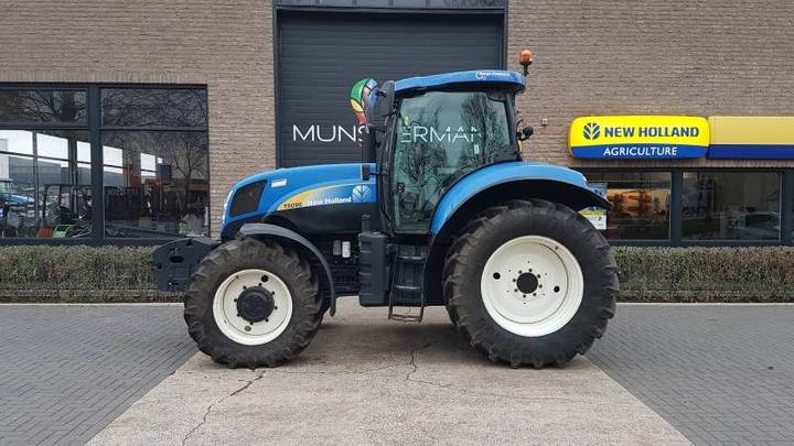New Holland T6090 - 2010