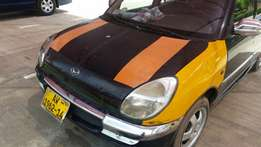 Neat Daihatsu for a cool price