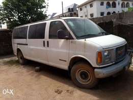 Clean Chevrolet Express Bus for Quick Sales