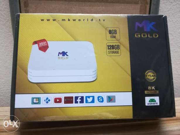 Android TV box in Good price