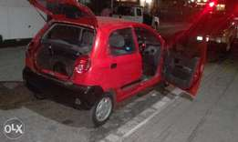 2007 chevrolet spark for sale for R30k cash. papers in order.