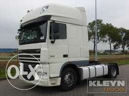 DAF XF 105.460 - To be Imported