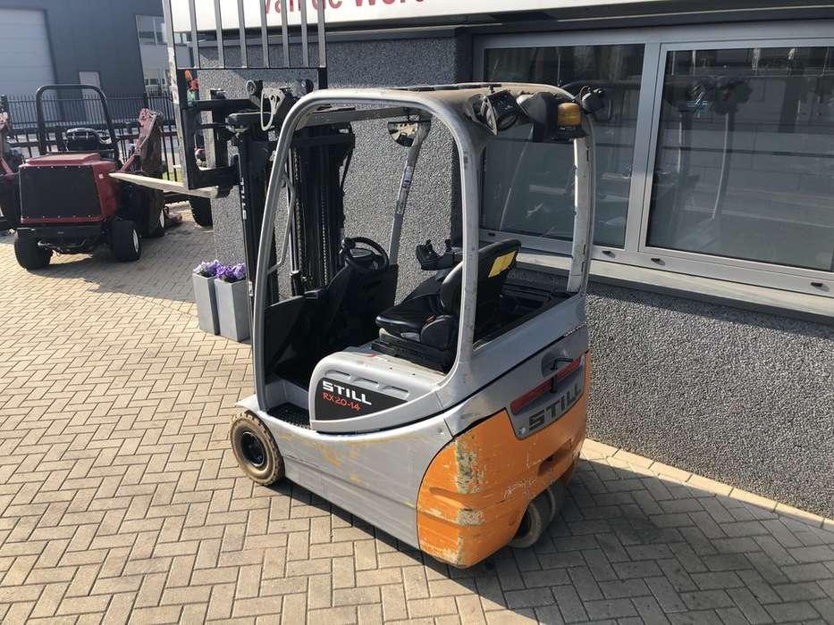 Heftruck STILL RX20-14 triplo430 freelift sideshift 201... - 2015 - image 4