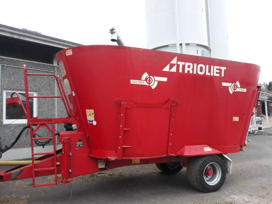 Trioliet Sm2-16zk - 2012