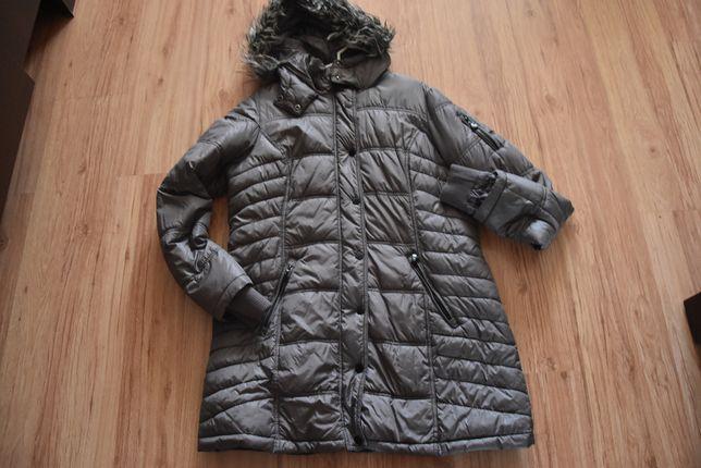 C&A Zimowa damska kurtka,płaszczyk roz 4648 Jastrzębie
