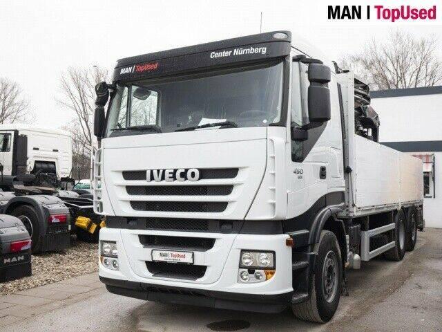 IVECO AS260 S45 TÜV NEU! HIAB 211DL-3PRO - 2011