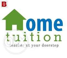 Private tutors and Home Tuition Services