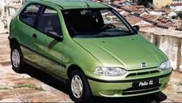 Cash for your Fiat Palio
