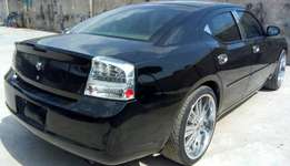 Sixth Generation Dodge Charger Tokunbo