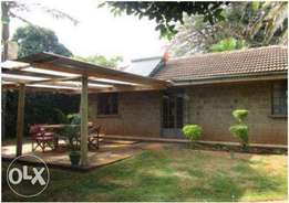 Runda, Eliud Mathu Road, one bedroom guest house with private garden