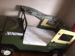 Army truck bed