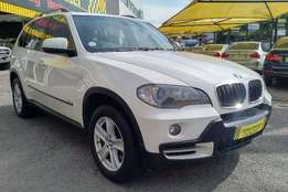 2007 BMW X5 3.0d AT - 195000km - R189,995