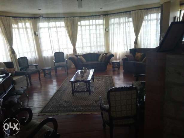 3bedroomed town house on a 3/4 land for sale Ngong - image 2