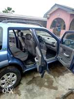 A neatly Nigerian used Landrover freelander v6 engine for sale