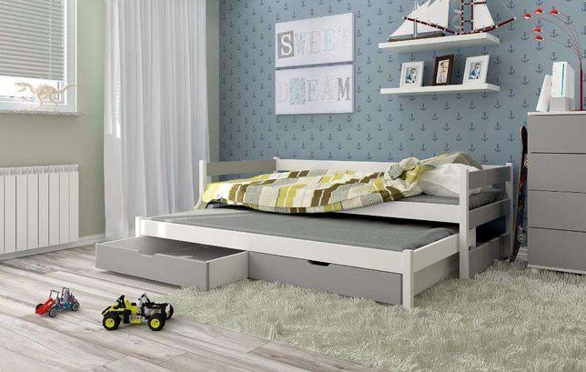 Meble Dla Dzieci łóżko Dziecięce Tomi Z Podwójnym Spaniem