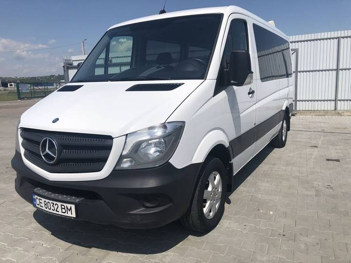 Mercedes-Benz Sprinter 316 - 2015