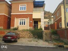 Newly Built and tastefully finished 3-bedroom Semi-Detached Duplex