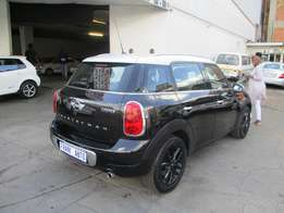 2014 Mini Cooper 1.6 Countryman Hatchback