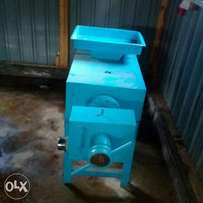Soap machines available