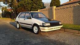 Toyota conquest 160 rsi twincam for sale