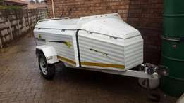 Chalenger Town & Country 6 ft trailer