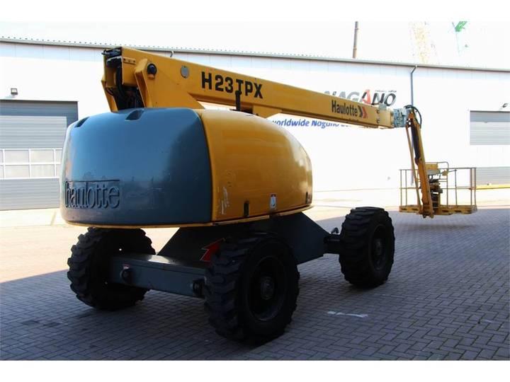 Haulotte H23TPX - 2012 - image 2