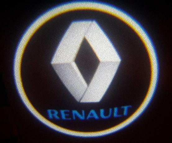 Led Logo Projektory Lampka Renault Laguna Talisman Espace