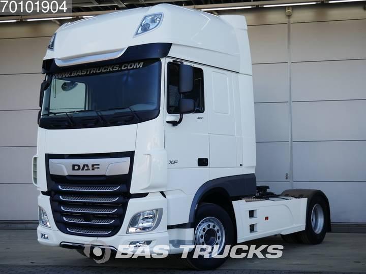 DAF XF 480 SSC 4X2 Intarder ACC Euro 6 - 2018