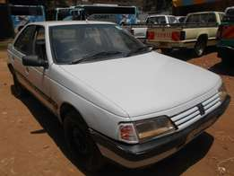 Very clean Asian owned Peugeot 405, manual, accident free.