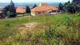 27 decimals prime plot Mutungo Hill 4 sale at 470m Ugx