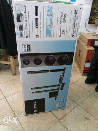 BLU-RAY SONY HOME THEATER Model BDV-N9200W Brand New Pay on delivery Nairobi CBD - image 2