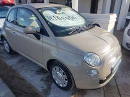 2012 Fiat 500 1.2i, only 49 000 km for R 109 995