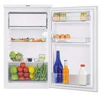Keep refreshing your drinks in the Nasco table top fridge