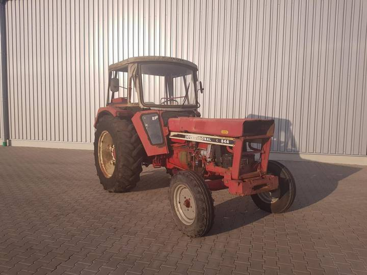 Case IH 844 S - 1980