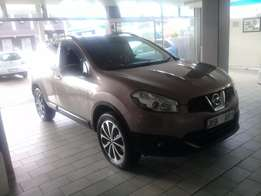 Pre owned 2013 Nissan Qushqai 2.0