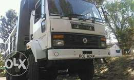 AShok Leyland truck on a quick Sale.