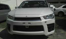 Mitsubishi Outlander Roadest sport edition with cruise control