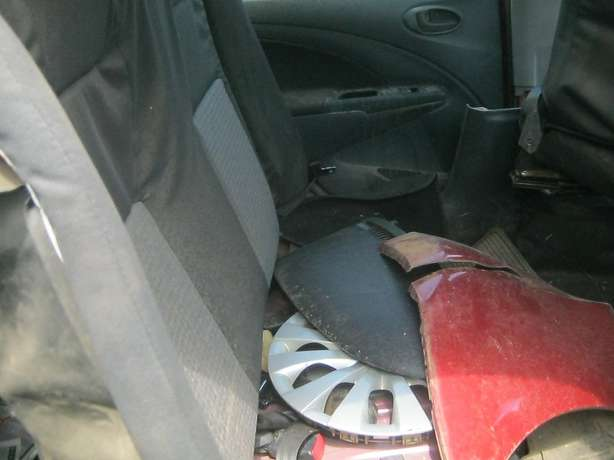 2012 TOYOTA ETIOS Stripping for spares Newcastle - image 8