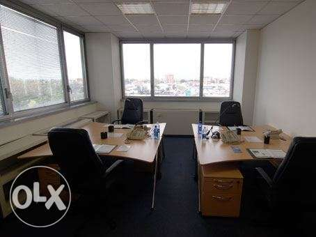 Kuwait Furnished Office