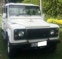 Land Rover 110 [ Clean Interior , Low Mileage ]