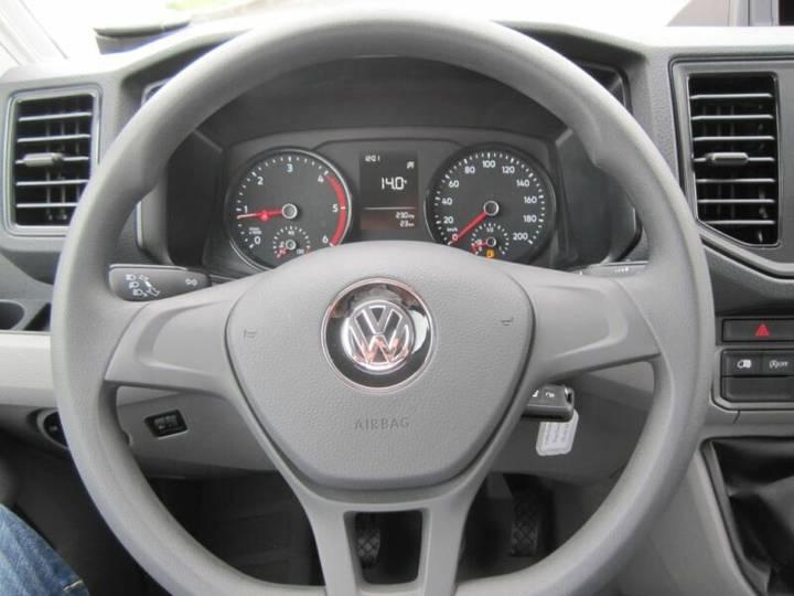 Volkswagen Crafter 35 TDI PDC, Klima, AHZV-Vorbereitung, A - 2018 - image 10