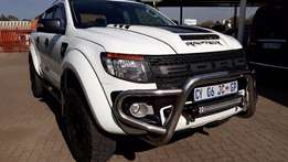 2014 Ford Ranger Wildtrack 3.2 4*4 A/T