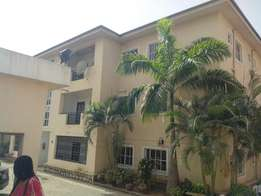 Lovely serviced 2 bedroom apartment for rent in wuse 2