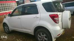 Sale of Toyota Rush - KBY 499N
