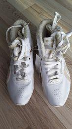 43e785c7 REEBOK ocieplane buty sportowe NOWE