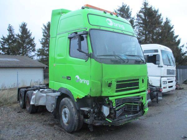 Volvo D16g 750 Hp Euro 5 - 2012