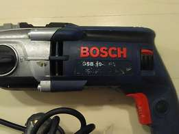 BOSCH PROFESSIONAL GSB 19-2 RE impact drill (used)